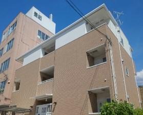 ペットと暮らせるハイツです。保証人不要。大阪府堺市南区豊田