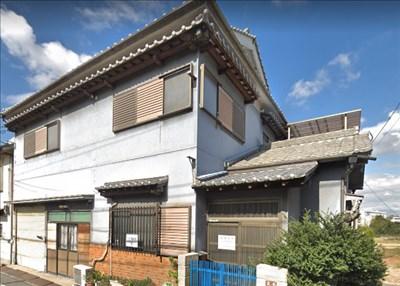 駐車場、土間付。大阪府堺市中区楢葉