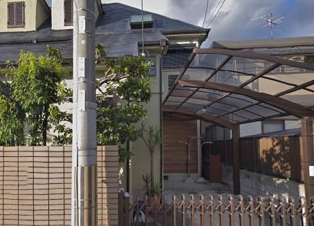 2世帯住宅の一部です。家電、ソファー付。ぜひご内覧ください。大阪府堺市北区奥本町1丁