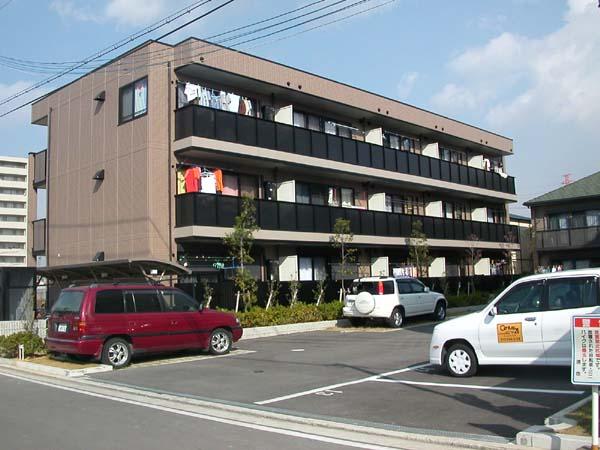 開放感のある明るい室内です。大阪府堺市北区長曾根町