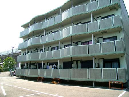 安心の鉄筋コンクリート造り。お勧めです。大阪府堺市中区東山