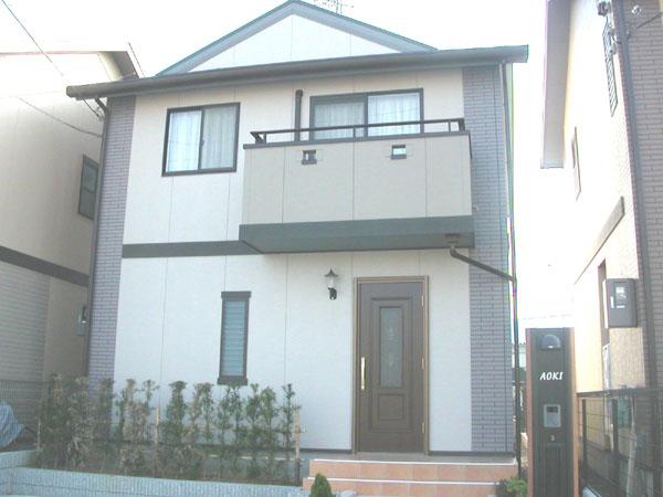 なかもず駅近くの一戸建です。駐車場2台無料。大阪府堺市北区長曾根町